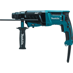 "Makita HR2631F - 1"" 3-Mode SDS-Plus Rotary Hammer with AVT - Wise Line Tools"