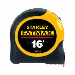 STANLEY  33-716   -  16 FT FATMAX® TAPE MEASURE - wise-line-tools