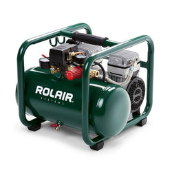 Rolair JC10PLUS -  1 HP Oil-Less Compressor