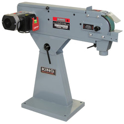 "KC-379MS - 3"" X 79"" METAL BELT SANDER - wise-line-tools"