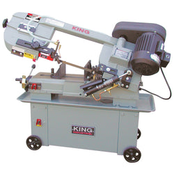 "KC-712BC - 7"" X 12"" METAL CUTTING BANDSAW - Wise Line Tools"