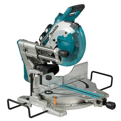 Makita DLS112Z   -  18V LXT 10″ Sliding Compound Mitre Saw - Wise Line Tools