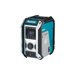 Makita DMR114  -  18V CORDLESS OR ELECTRIC JOBSITE RADIO