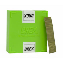 "GREX PINS HEADLESS 3/4"" 23GA. 10000PCS - wise-line-tools"