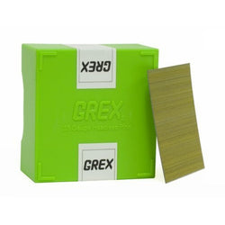 "GREX PINS HEADLESS 1-3/4"" 23GA. 10000PCS - wise-line-tools"