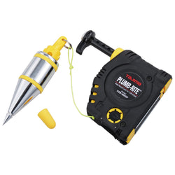 Tajima PZB-400GP Plumb-Rite 14-Ounce Bob Setter with Steel Reinforced Pin Striker - wise-line-tools