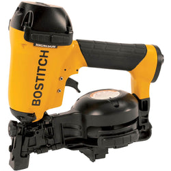 BOSTITCH RN46-1 3/4-Inch to 1-3/4-Inch Coil Roofing Nailer - wise-line-tools