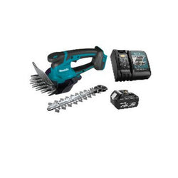 "Makita 18V LXT 6-5/16"" Grass Shear KIT + FREE HEDGE TRIMMER KIT"
