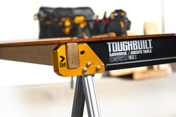 TOUGHBUILT C550 Sawhorse / Jobsite Table - wise-line-tools
