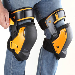 TOUGHBUILT TB-KP-G3- GelFit™ Fanatic - Thigh Support Stabilization Knee Pads - wise-line-tools