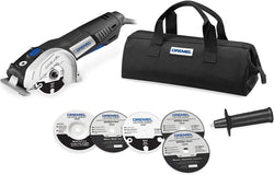 Dremel US40-03 Ultra-Saw Tool Kit with 5 Accessories and 1 Attachment - wise-line-tools