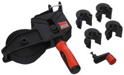 Bessey VAS-23+2K Variable Angle Strap Clamp with 2K Composite Handle, 23', Black - wise-line-tools