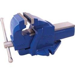 "Gray Tools 4"" Cast Ductile Iron Vise - Wise Line Tools"