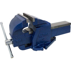 "Gray Tools 6"" Cast Ductile Iron Vise - wise-line-tools"