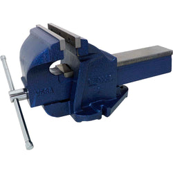 "Gray Tools 8"" Cast Ductile Iron Vise - Wise Line Tools"