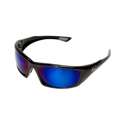 Edge XR418 - Robson - Black/Blue Mirror Lens - wise-line-tools