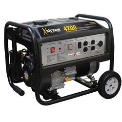BE X4200PS  -  GENERATOR, 4200G-RATED 3.25KW - wise-line-tools