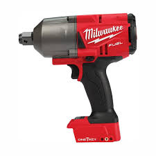 "Milwaukee  2864-20  -  M18 FUEL™ w/ ONE-KEY™ High Torque Impact Wrench 3/4"" Friction Ring Bare Tool - wise-line-tools"