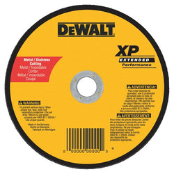 DEWALT DW8853 XP Cutoff Wheel, 6-Inch X .045-Inch X 7/8-Inch - wise-line-tools
