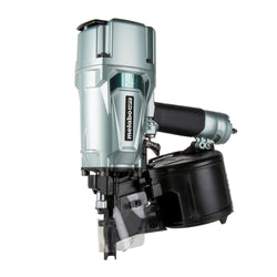 "METABO NV83A5 -  3-1/4"" Coil Framing Nailer 