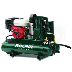 Rolair Gas Powered Wheeled Air Compressor - Wise Line Tools