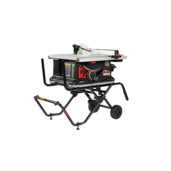 SawStop JSS-120A60  -  Jobsite Saw PRO with Mobile Cart Assembly - 15A,120V