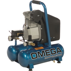 Omega DD-2022B  -  6.0 CFM Contractor Series Compressor - Oil Lube Direct Drive