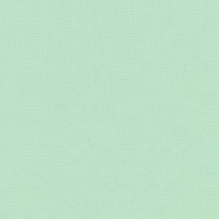1/2m - Kona Cotton Solids - Seafoam