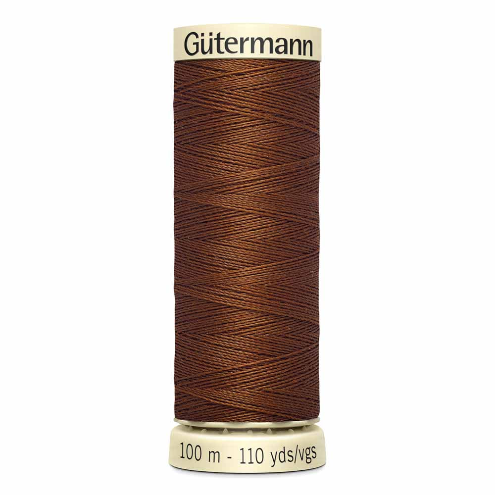 Gütermann Sew-All Thread - 100m -#554 Cinnamon