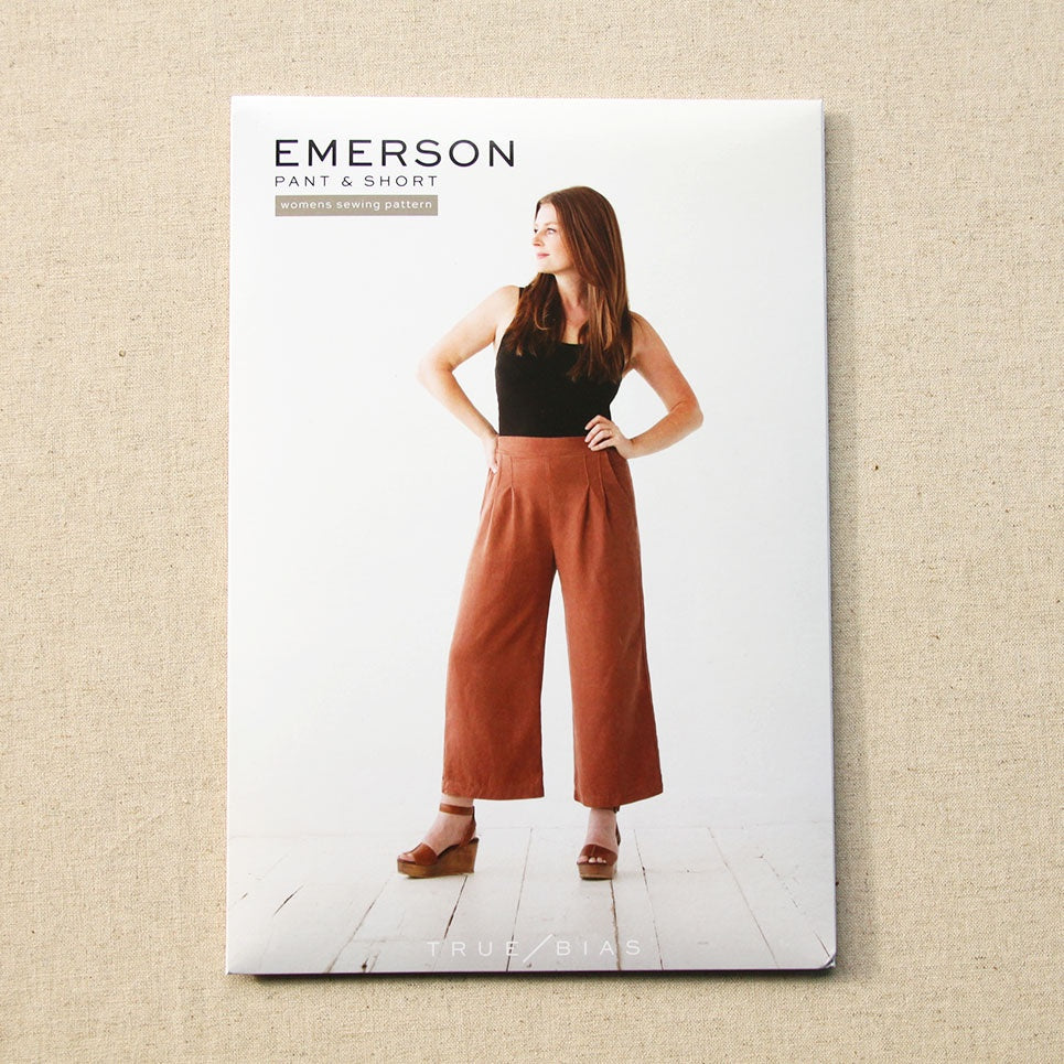True Bias - Emerson Pant and Short