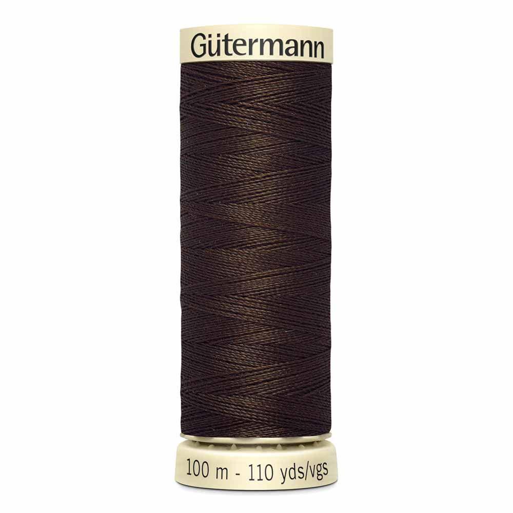 Gütermann Sew-All Thread - 100m - #587 Espresso