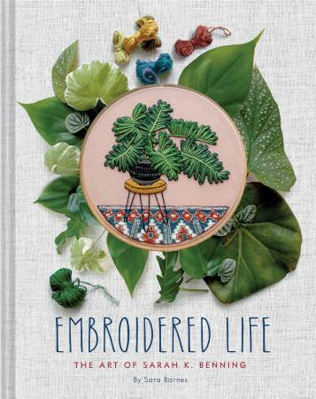 Embroidered Life - The Art of Sarah K Benning