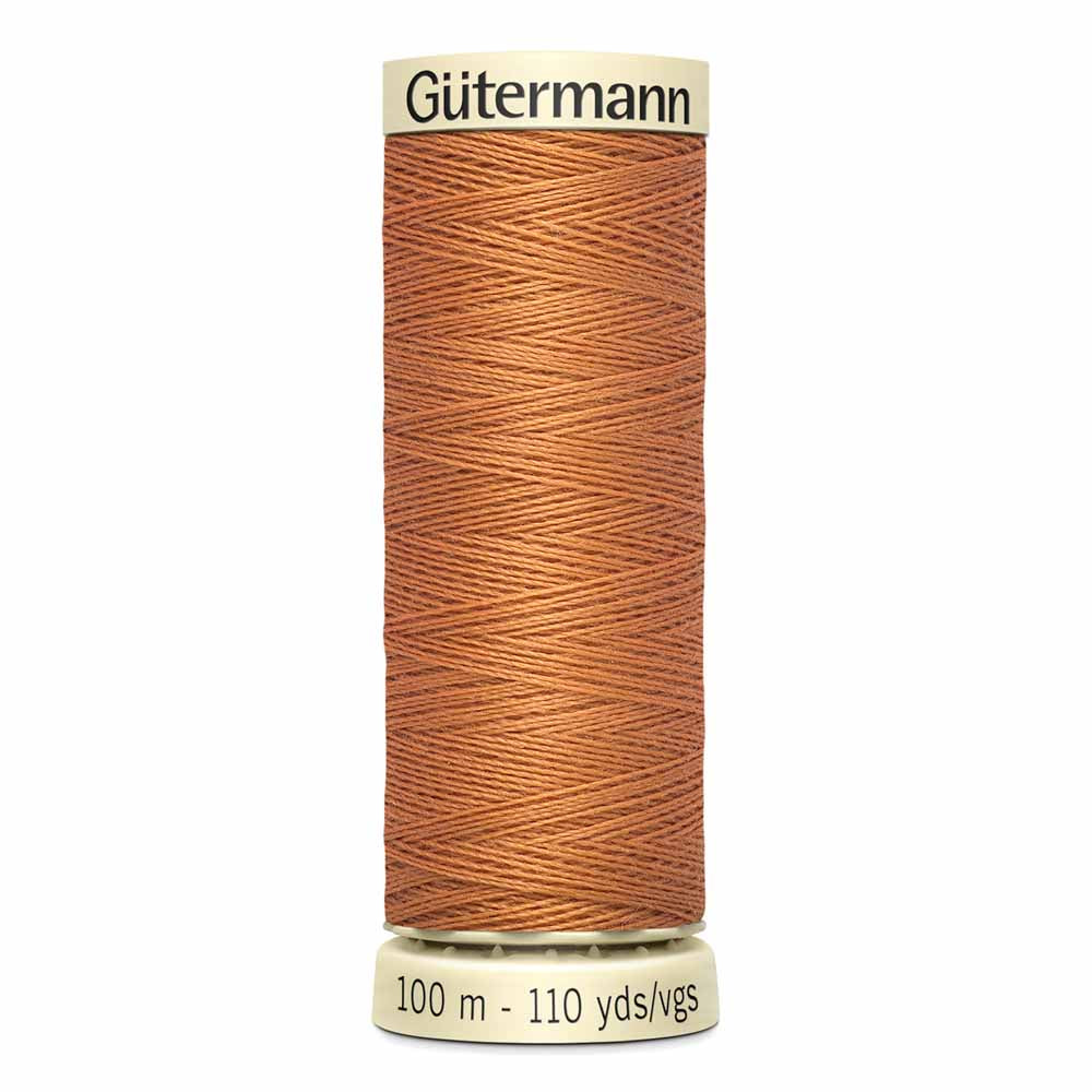 Gütermann Sew-All Thread - 100m - #461 Burnt Orange