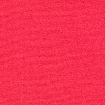 1/2m - Kona Cotton Solids - Watermelon