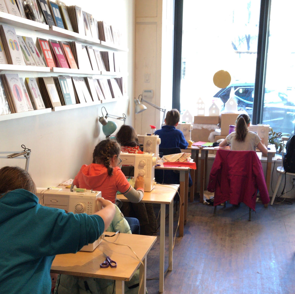 PA Day Kids Sewing Workshops