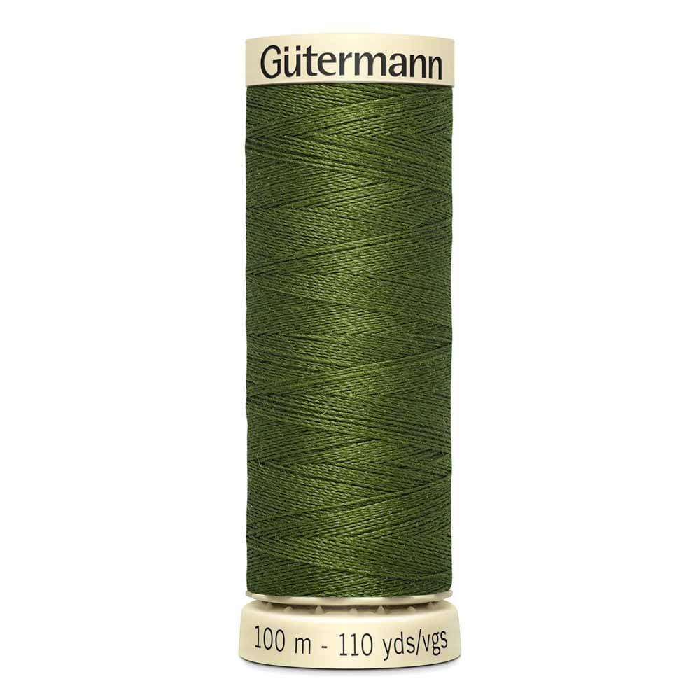 Gütermann Sew-All Thread - 100m -#780 Olive