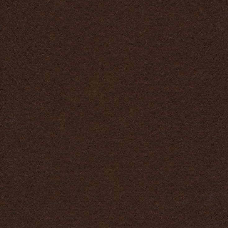 Wool Felt - Dark Brown