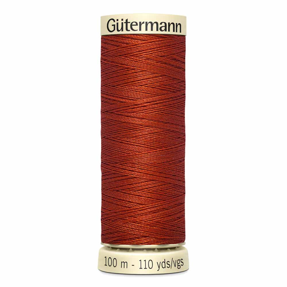 Gütermann Sew-All Thread - 100m - #569 Henna