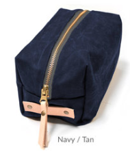 Klum House - Woodland Waxed Canvas Maker Kit - Navy