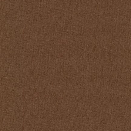 1/2m - Kona Cotton Solids - Mocha