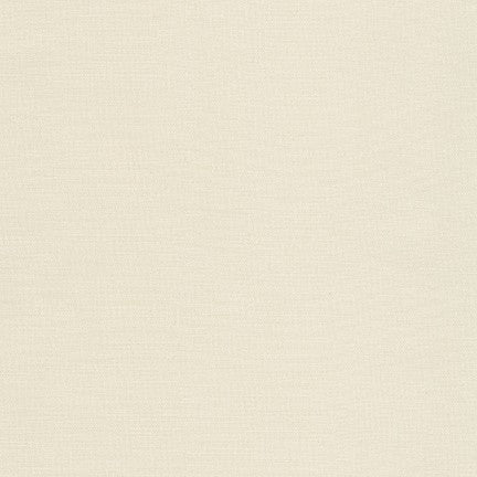 1/2m - Kona Cotton Solids - Ivory