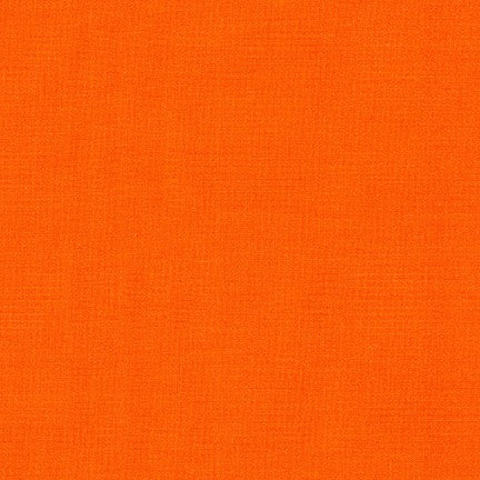 1/2m - Kona Cotton Solids - Tangerine