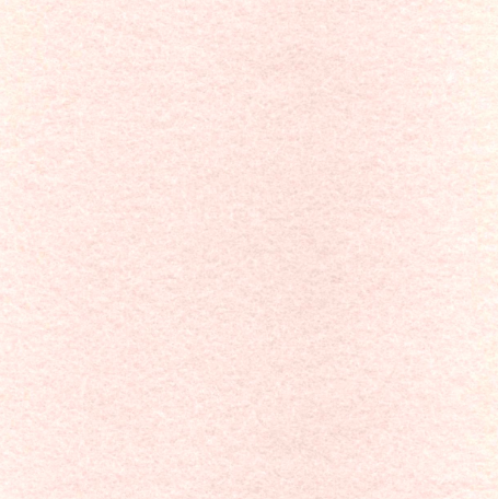Wool Felt - 8x12 - Soft Blush