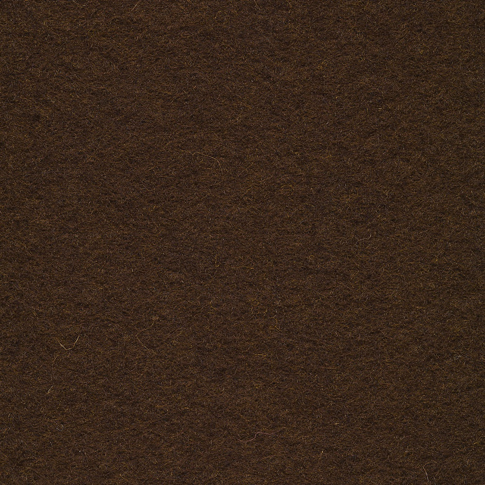 Wool Felt - 8x12 - Very Dark Brown