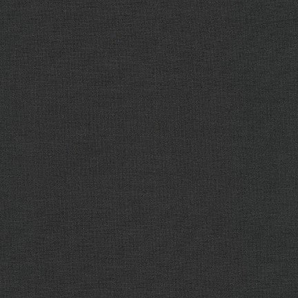 1/2m - Kona Cotton Solids - Charcoal