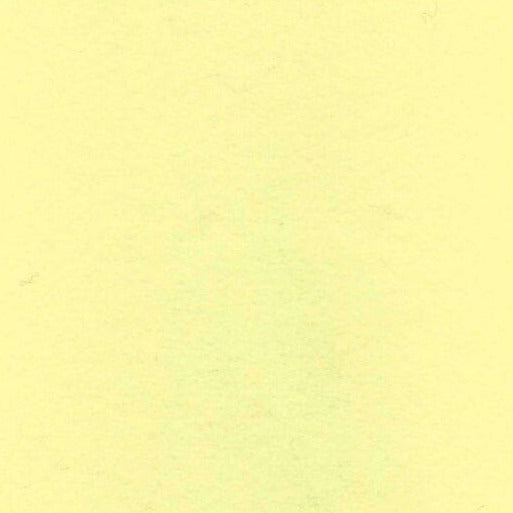 Wool Felt - 8x12 - Pale Yellow