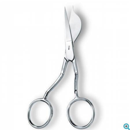 "Havel - Duckbill Applique Scissors - 6"" - Double Pointed"