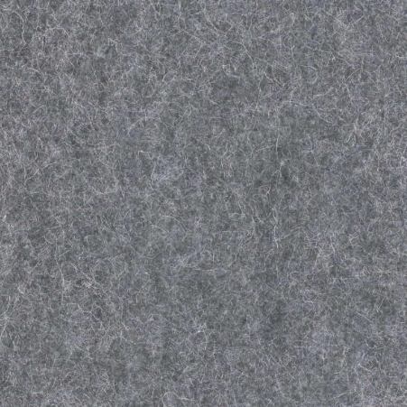 Wool Felt - 8x12 - Dark Gray Heather