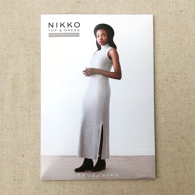 True Bias - Nikko Top and Dress