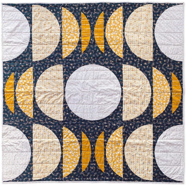 Miss Make - Clava Quilt Pattern